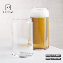 Domestic Handblown Borosilicate Multi-size Beer Stein