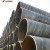 Carbon Steel Pipe Price Per Ton Sprial Welded Pipe Ssaw