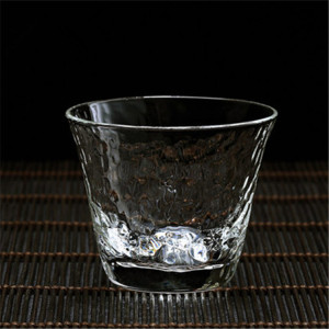 Heat Resistant Glass Tea Coffee Cup Without  Handle