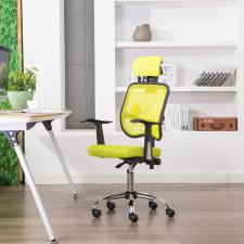 Mesh Office Chair High Back Fabric Computer Desk Swivel Stool Gas Lift Armrest L01701800900