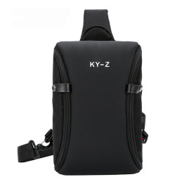 2019 Fashion Business Unisex Nylon Backpack Breathable Reduction Computer Bag