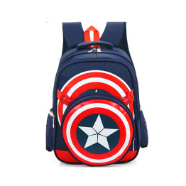 2019 Factory New Design High Quality Cartoon School Bags Students Backpack